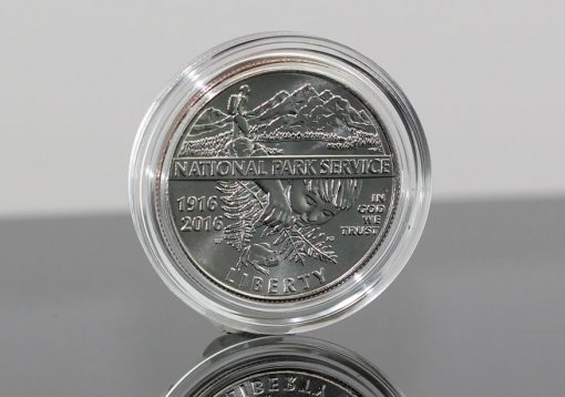 2016-D Uncirculated National Park Service 100th Anniversary Half Dollar