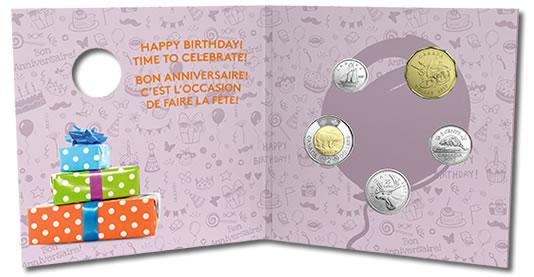 2017 Birthday Gift Set