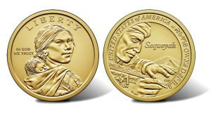 2017 Native American $1 Coin Image Unveiled