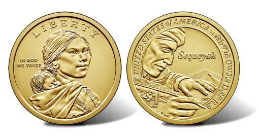 2017 Native American $1 Coin