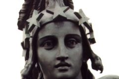 Crown of Stars of Statue of Freedom