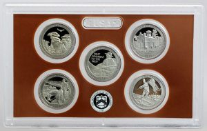 2016 Proof Set and 2016 Silver Proof Set Mark New Sales Lows