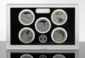 US Mint Sales: 2017 Quarters Silver Proof Set Debuts