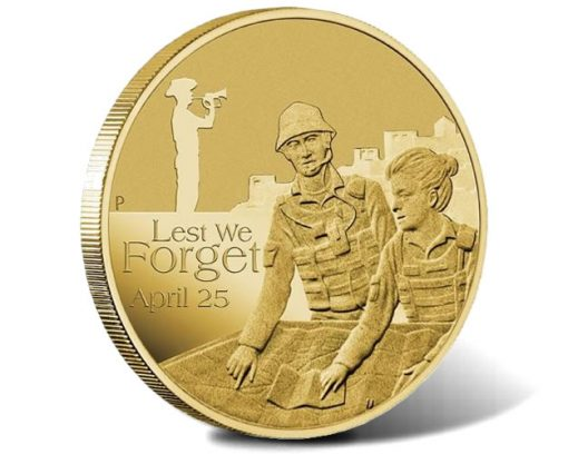 2017 Australian Intelligence Corps $1 Coin