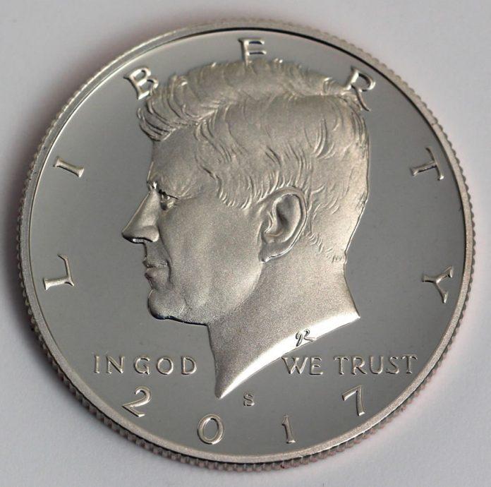 2017 Kennedy-half-dollar, obverse