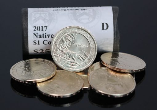 2017 Native American $1 Coins