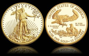2017 Proof American Gold Eagle Prices