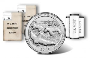 2017 Effigy Mounds Quarters Released