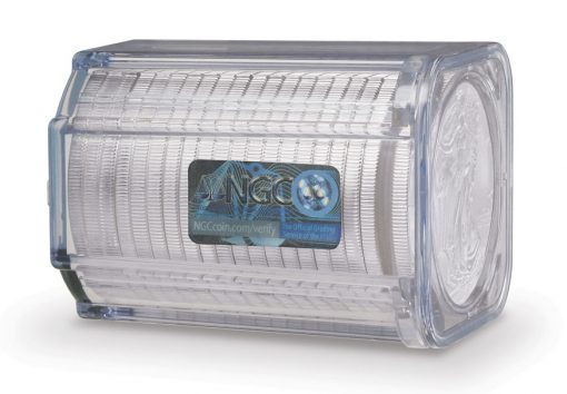 NGC Certified Roll hologram