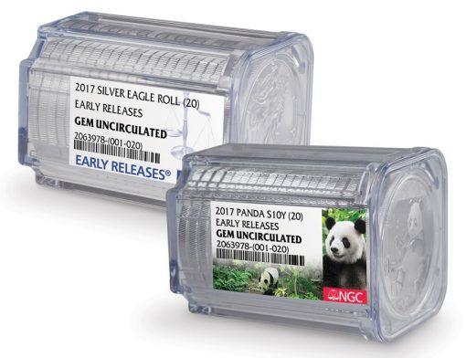 NGC Certified Rolls