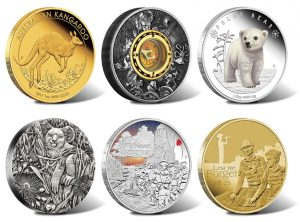 Australian 2017 Collector Coins for February