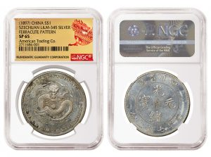 NGC Certifies 2 Million Chinese Coins