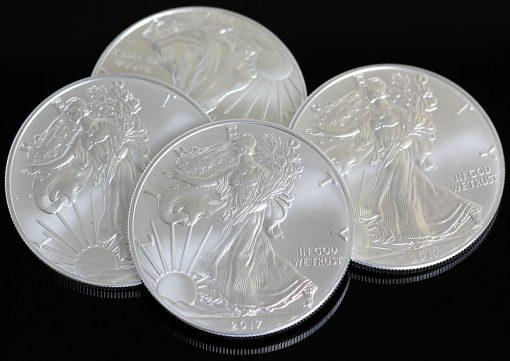 2017 American Eagle Silver Bullion Coins