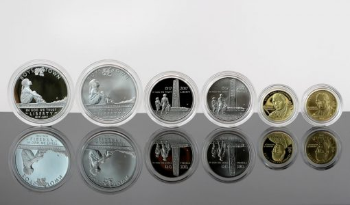 2017 Boys Town Commemorative Coins, Obverses