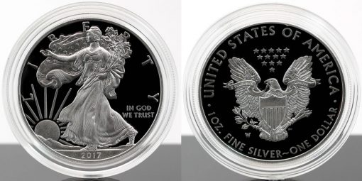 2017 Proof American Silver Eagle