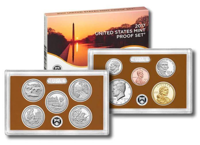 2017 United States Mint Proof Set