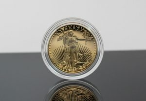 2017-W $50 Proof American Gold Eagle, Encapsulated