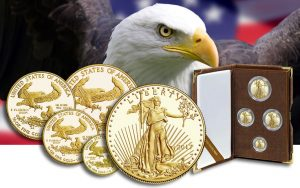 2017-W Proof American Gold Eagles Released