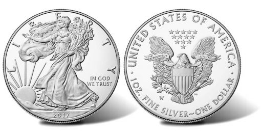 2017-W Proof American Silver Eagle