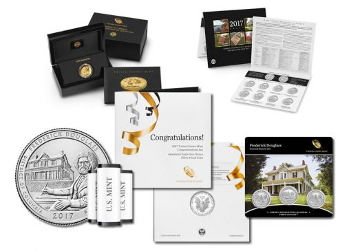US Mint Products for April