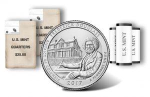 2017 Frederick Douglass Quarters