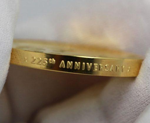 2017 American Liberty Gold Coin - Edge