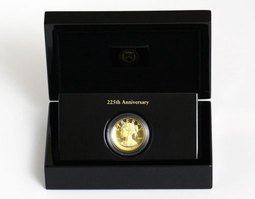2017 American Liberty Gold Coin Presentation Case