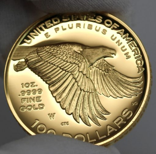2017 American Liberty Gold Coin - Reverse, a
