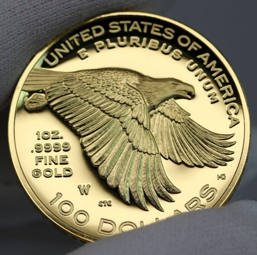 2017 American Liberty Gold Coin - Reverse, c