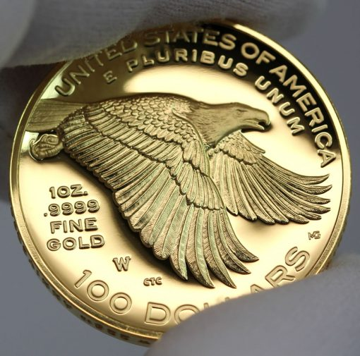 2017 American Liberty Gold Coin - Reverse, d