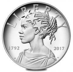 2017-P Proof American Liberty Silver Medal - Obverse,a