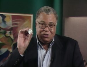 James Earl Jones Talks Coins on PNG/ANA Video
