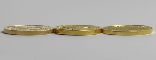 Thickness of American Gold Eagle, American Liberty and American Buffalo Proof Gold Coins