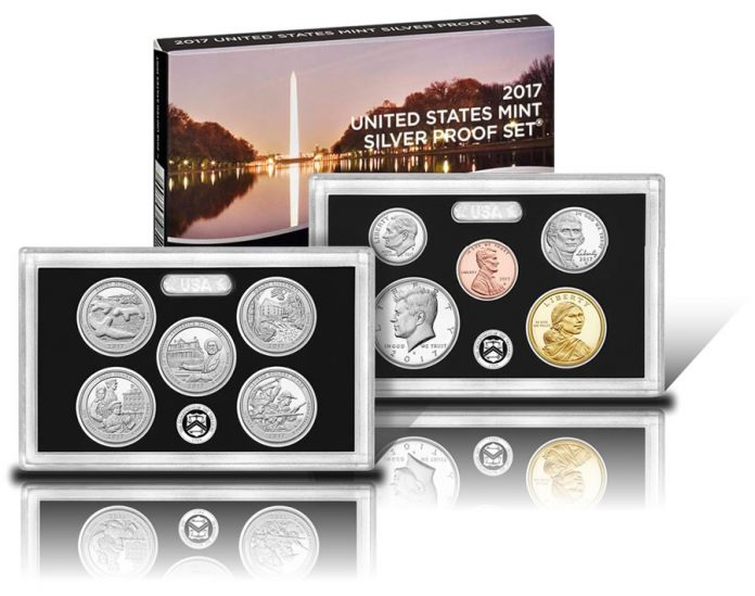 2017 Silver Proof Set