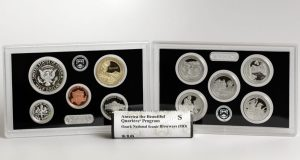 US Mint Sales: 2017 Silver Proof Set, Ozark Riverways Quarters Debut