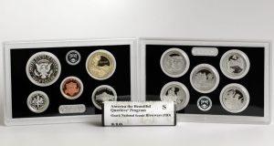 US Mint Sales: 2017 Silver Proof Set, Ozark Riverways Quarters Debut