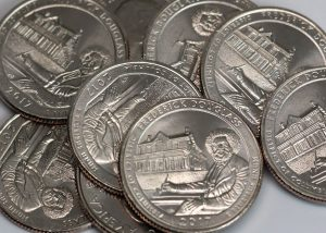 U.S. Coin Production Rises to 1.15 Billion in May