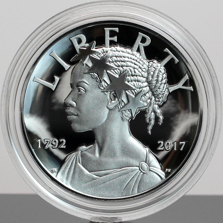 2017 P Proof American Liberty Silver Medal Sales At 33 075