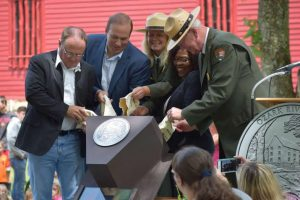 Ozark Riverways Quarter Launch Ceremony Highlights