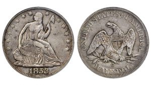 Stack's Bowers US Coins Auction of ANA World's Fair of Money 2017