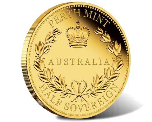 Australia Half Sovereign 2017 Gold Proof Coin