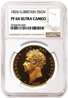 NGC-Certified Coins Top Heritage ANA Sale