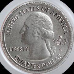 2017-S Enhanced Uncirculated Frederick Douglass Quarter - Obverse