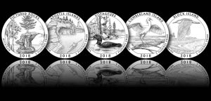 2018 America the Beautiful Quarter and Coin Designs