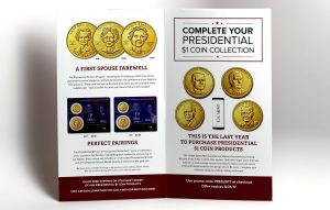 Last Chance at U.S. Mint Presidential $1 Coin Products