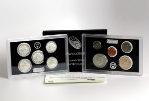 US Mint Sales: Enhanced Uncirculated Coin Set Nears Sellout