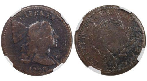 1793 S-15, B-22 Cent