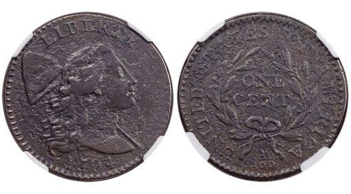 1794 S-37, B-24 Large Cent