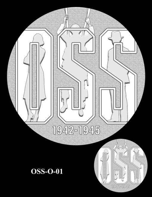 Medal Design OSS-O-01