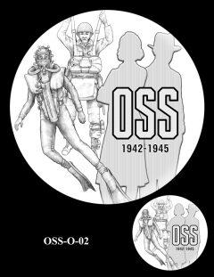 Medal Design OSS-O-02